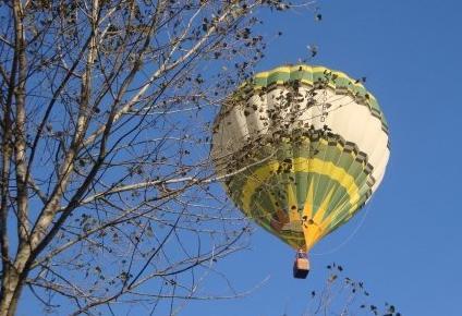 ballonvaart voor 2 personen