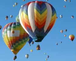 ballonvaart als incentive