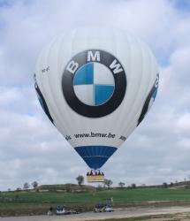 nieuwe luchtballon