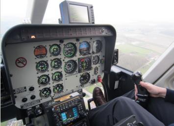 Helikoptervlucht teambuilding
