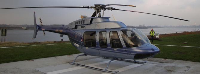 helikopter incentive antwerpen