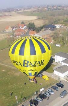 luchtdoop ballon