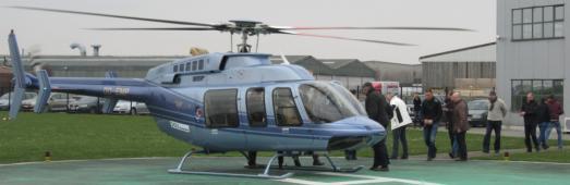 helikopterrondvlucht