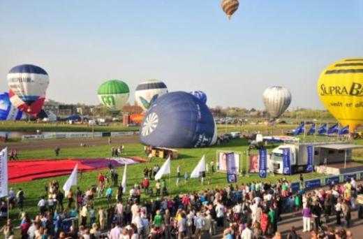 luchtdoop evenement West-Vlaanderen