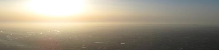 ochtend luchtdoop