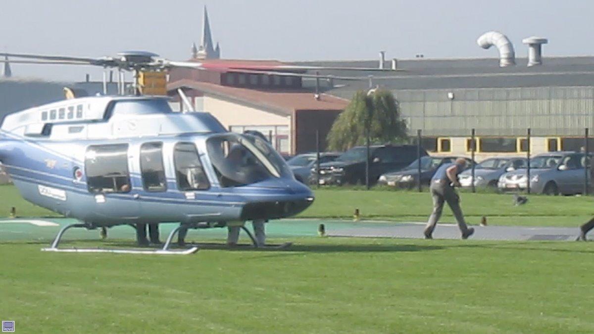 helikoptervlucht tegen voordelige prijs
