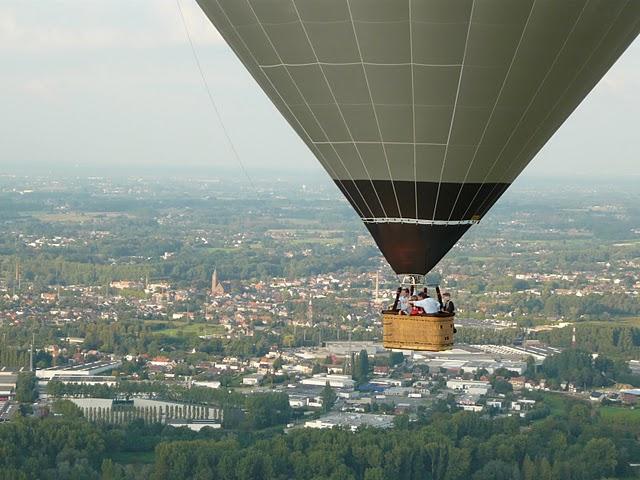 teambuilding ballonvaart